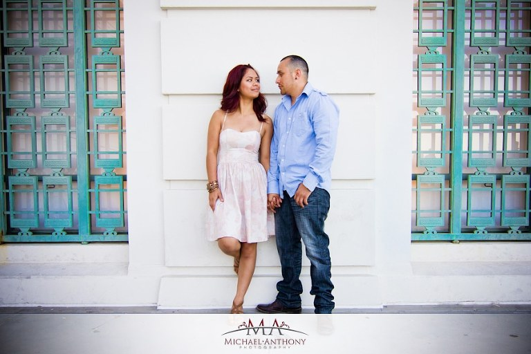 Griffith Park Engagement with Sokhom and Jerry! | Los Angeles Engagement Photographer