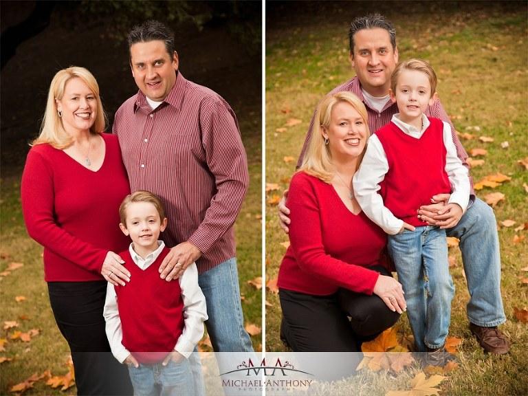 A Santa Clarita Family Photography Session at Hart Park in Valencia