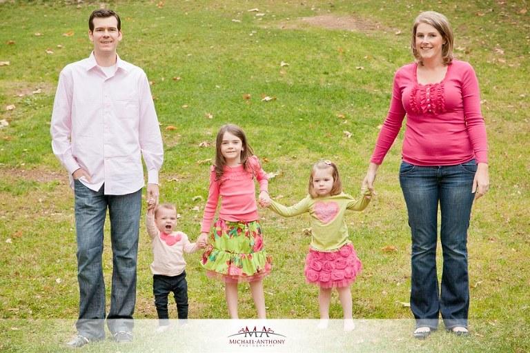 The Doran Family   Santa Clarita Family Photographer