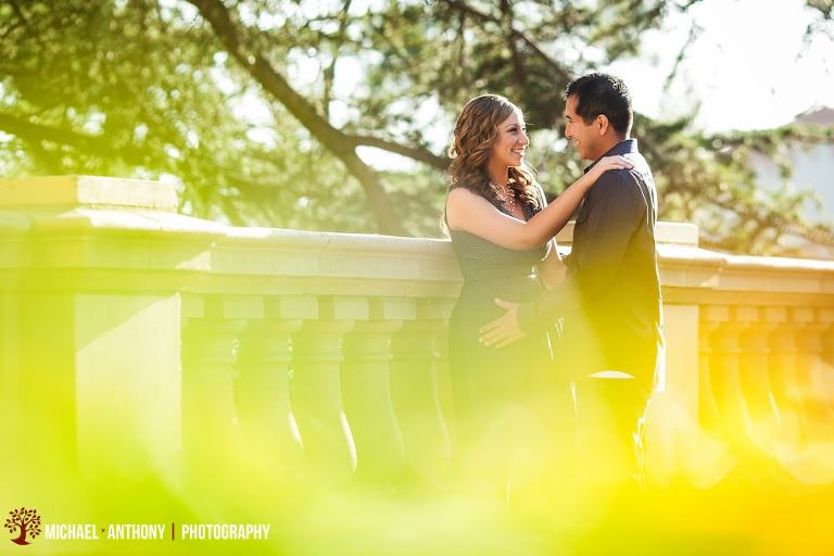 Richell and Randal's UCLA Engagement Session in Los Angeles | Santa Clarita Engagement Photographers