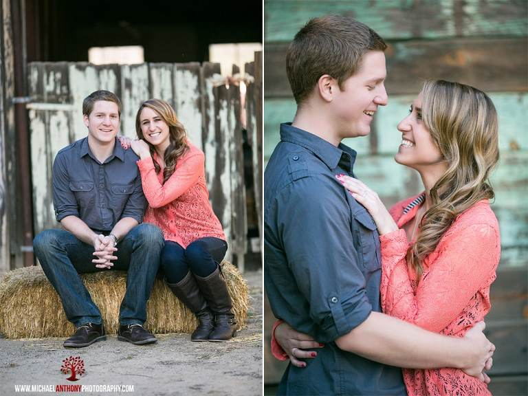 Mentryville Engagement Photography | James and Dani | Valencia Wedding Photographer