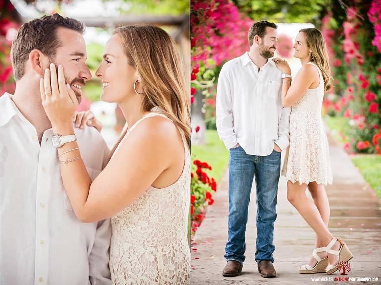 Andrea and Jason's South Coast Winery Engagement in Temecula Valley | Los Angeles, Valencia Wedding Photographers