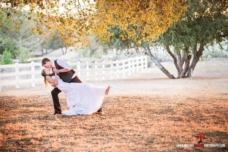 James and Dani's Sneak Peak | A Santa Clarita Country Wedding