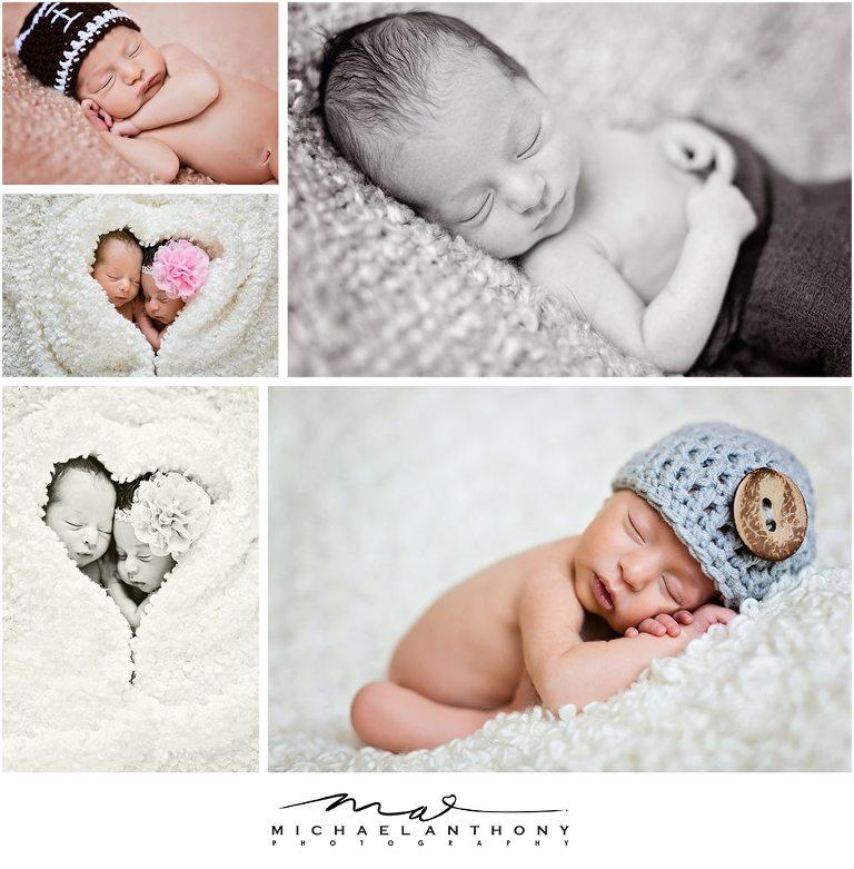 Peter and Sophia | Twins Photography Session | Santa Clarita Newborn Photographers