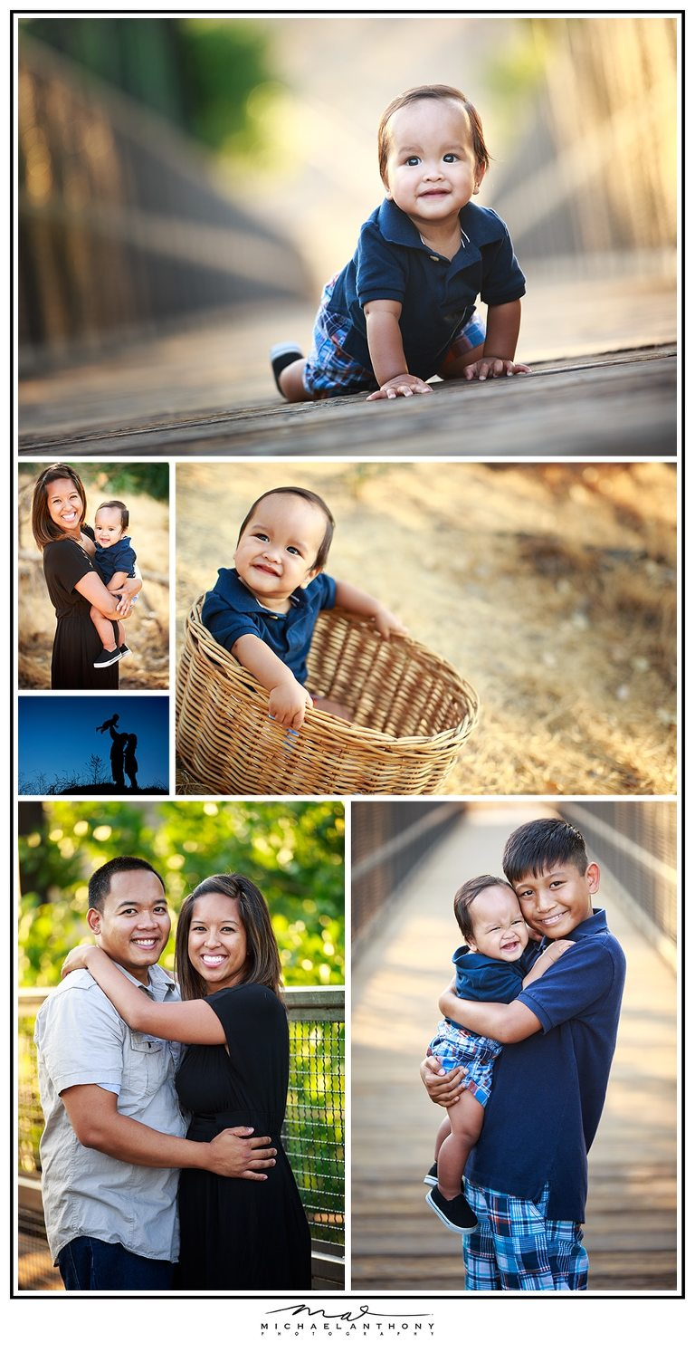 Family Photo Session at Iron Horse Trail Head | The Buccat Family