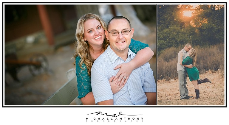 A Woodsy Los Angeles Engagement Session | Stephanie and Ben | Los Angeles Wedding Photographers