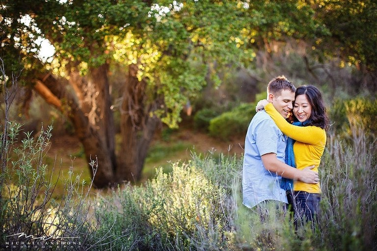 Santa Clarita Engagement Session | Wendy and Jason | Los Angeles Wedding Photography