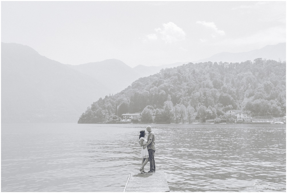 Italian Destination Engagement Session | Lake Como | Italian Destination Wedding Photographer (Part I of III)