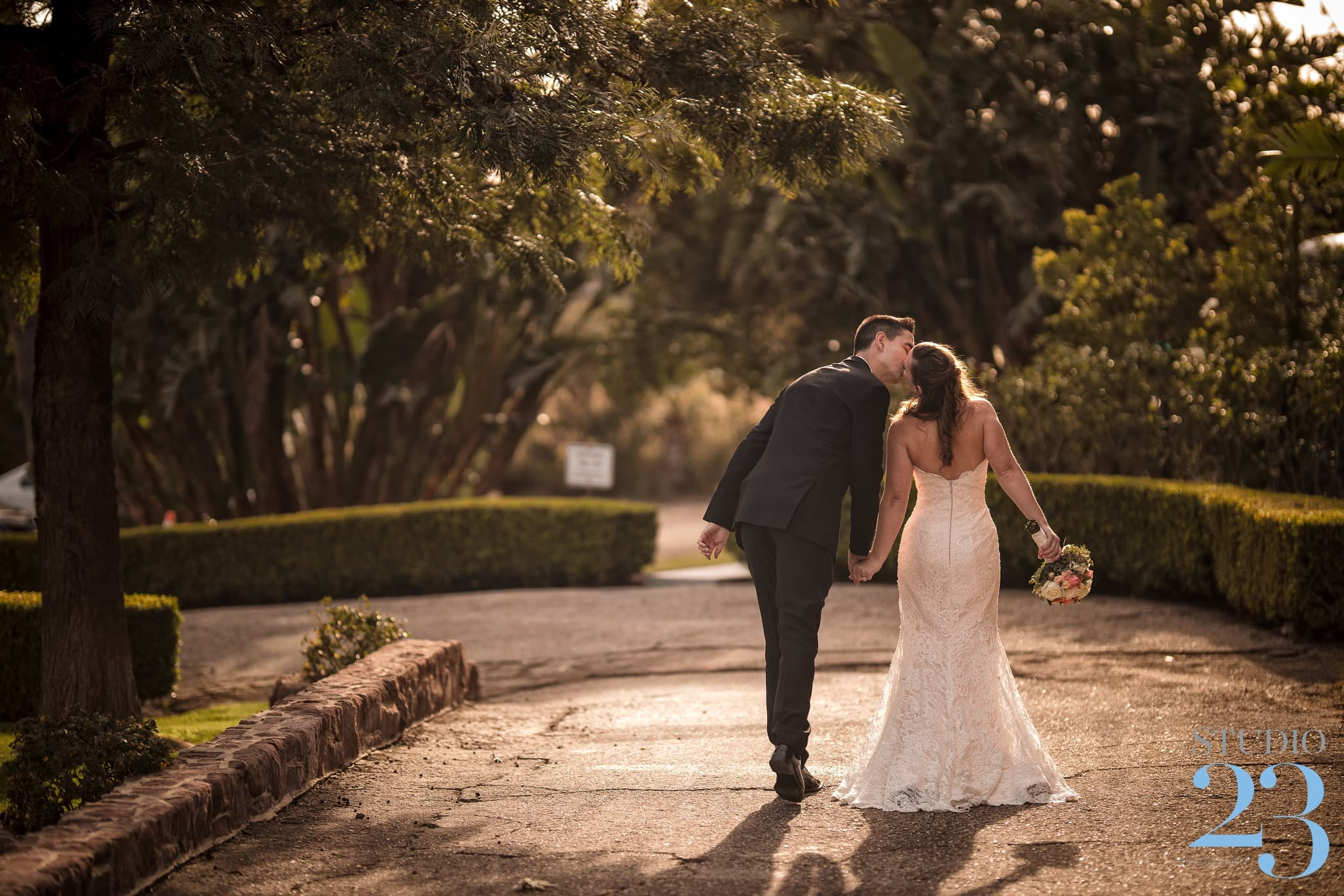 A Stunning Winter Wedding at The Newhall Mansion