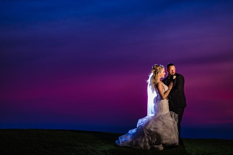 A Romantic Wedding at Trump National Golf Course and Wayfarers Chapel
